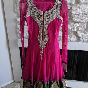 Dresses & Skirts - Anarkali dress. Size S